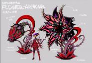Alraune Flower Concept