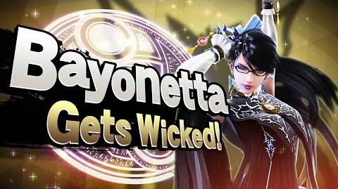 Super Smash Bros. – Bayonetta Gets Wicked!