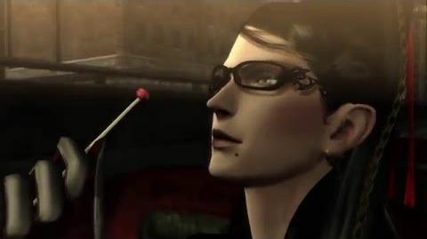 Bayonetta cutscenes (Wii U 1080p @ 60 FPS) Part 1
