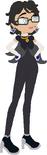 Bayonetta in Equestria Girls style