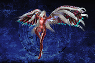 Malphas Wings Jeanne Model