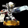 SSB4 Trophy - Wonder White.png
