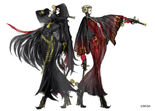Ancient Bayonetta & Jeanne