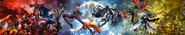 Bayonetta 2 Ending Artwork