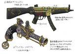 Other Firearms Concept Art