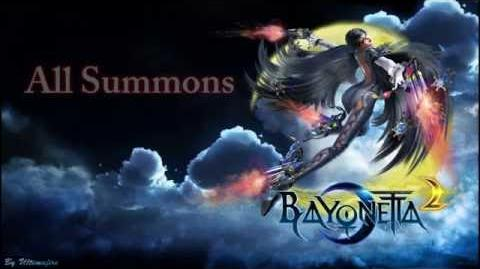 Bayonetta All Summons