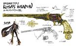 Rosas Weapon