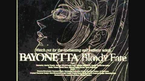 Bayonetta Bloody Fate OST 11 The Gate Of Hell (Bloody Fate version)