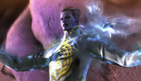Bayonetta 2 - Aesir attempts to escape from Balder's body
