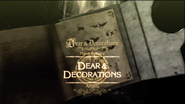 Dear and Decorations' Introduction
