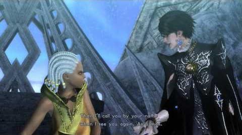 "Bayonetta 2 - Sovereign Power Loki ""Take A Break"" Says Goodbye To Cereza, Jeanne & Luka Cutscene"