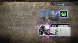 Bayonetta 2 Nintendo Miiverse Stamps