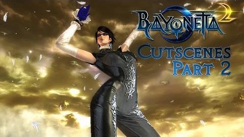 Bayonetta 2 cutscenes (Wii U 1080p @ 60 FPS) Part 2