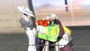 Bayo2 - Bayo and Enzo Christmas Shopping