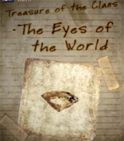 Treasure of the Clans-The Eyes of the World