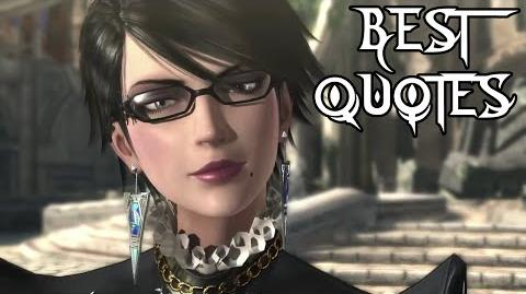 BAYONETTA 2 - Cerezas best quotes