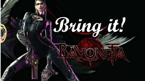 Bayonetta's Best Quotes HD
