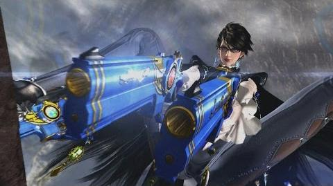 Bayonetta 2 All Boss Fights and Ending