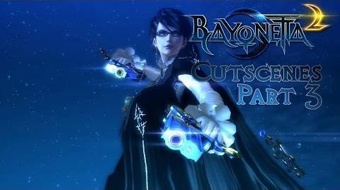 Bayonetta 2 cutscenes (Wii U 1080p @ 60 FPS) Part 3