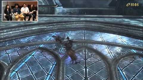 Bayonetta 2 Chernabog (Scythe) In Motion
