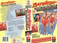 Baywatch PAMP VHS