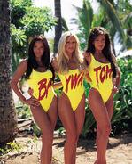 Leigh, Kekoa and Jenna