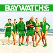 Baywatch St Patricks Day promo