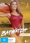 Australian Season 8 DVD