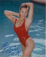 Brooke Burns Autograph