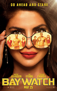 Baywatch Go Ahead and Stare poster