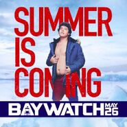 Baywatch Ronnie Summer Is Coming promo