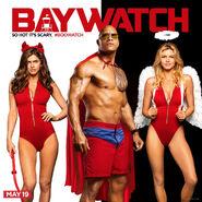 Baywatch Halloween promo1