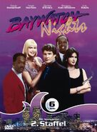 German Baywatch Nights Season 2 DVD