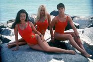 CJ, Caroline and Stephanie