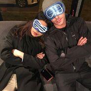 Priyanka Chopra and Zac Efron