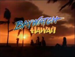 Baywatch Hawaii Season 10 logo
