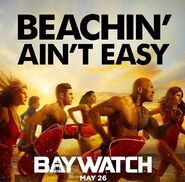Baywatch Beachin promo