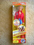 Baywatch CJ doll