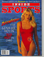 Inside Sports Gena Lee Nolin