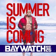 Baywatch Mitch Summer Is Coming promo