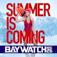 Baywatch CJ Summer Is Coming promo