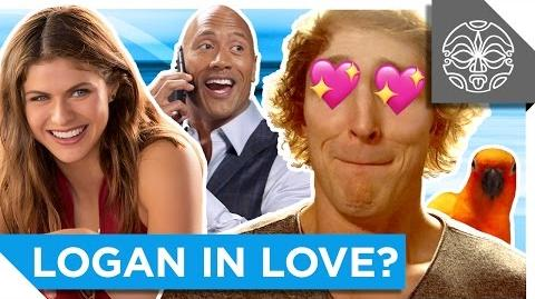 Logan Paul is, like, totally terrible at falling in love with Alexandra Daddario