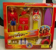 Lifeguard Training Playset