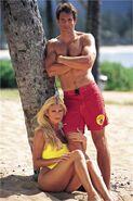 Sean and Leigh