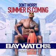 Baywatch Summer is Coming promo
