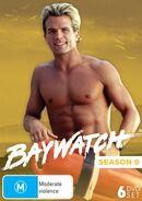 Australian Season 9 DVD