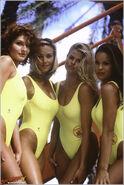 Allie, Dawn, Jessie and Kekoa