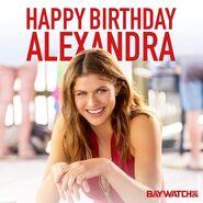 Alexandra Daddario birthday