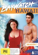 Australian Baywatch Hawaii Season 1 DVD