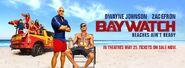 Baywatch billboard